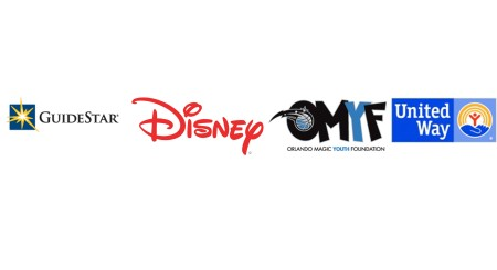 Disney • United Way • Orlando Magic Youth Foundation