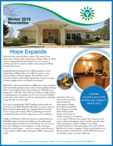 Newsletter-Winter2016_front cover copy